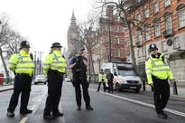 Islamic State claims British parliament attack; 8 arrested in UK raids