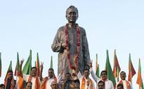 Rajasthan govt to use Deendayal Upadhyaya image on letterheads, Congress slams move