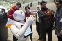 Broomstick flying or red-light ping-pong? Gadgets at German fair