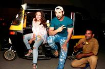 John Abraham and Sonakshi Sinha snapped promoting their film Force 2