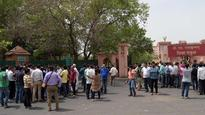 Jaipur: Parents protest against unjustified school fee hike