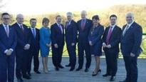 Carwyn Jones: PM should have been at Brexit summit