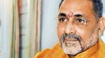 Govt promoting use of khadi by Air India, Railways: MoS Giriraj Singh