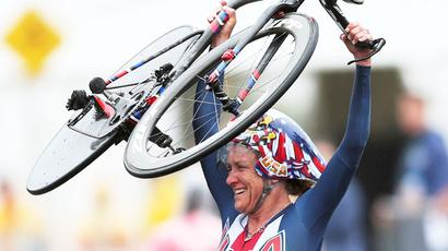Stats: Record-breaking women's time trial champion Kristin Armstrong