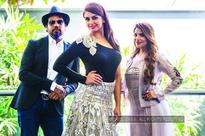 Falguni and Shane Peacock unveil their bridal range in Mumbai