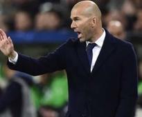 Zidane appeals for calm