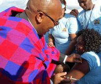 Nakuru bishop condemns arrest of nun who blocked measles vaccination