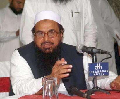 Hafiz Saeed put under house arrest: Pak media