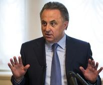 Vitaly Mutko steps down as chairman of the 2018 FIFA World Cup organising committee