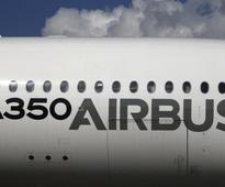 Airbus sees update on potential bigger A350 at Farnborough