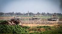 Report: Projectile fired at Israel lands in Gaza territory