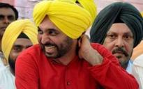 Punjab polls: Video shows AAP MP Bhagwant Mann inciting mob to pelt stones at Akali leaders