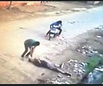 Kabbadi player shot dead, murder caught... Kabbadi player shot dead, murder caught on camera