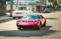 1972 Lamborghini Miura SV Available at Curated