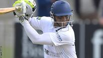 Surrey rocked by Chanderpaul century
