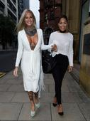 Ex On The Beach star Jemma Lucy goes braless for night out with Love Island's Malin Andersson