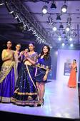 Aakarshan by Aanchal Jaggi showcased her latest collection at 14th Blender's Pride Fashion Week