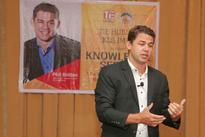 Phil Britten spoke on 10X Thinking for your business growth