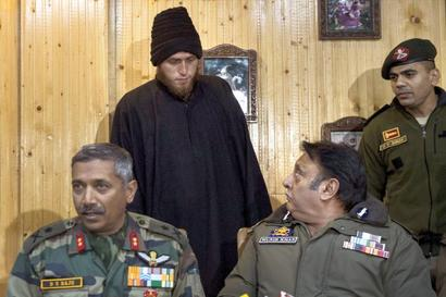 Wailing mother's plea compels young LeT terrorist to surrender