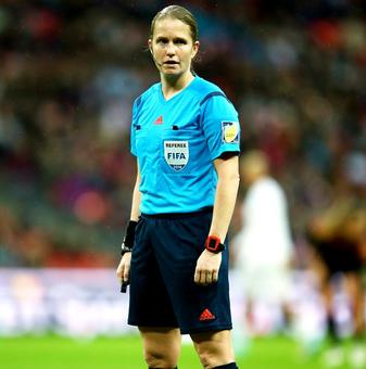 Sports shorts: First female referee to officiate at FIFA U-17 World Cup