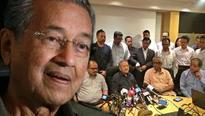 Tough two weeks as Mahathir plans for new party