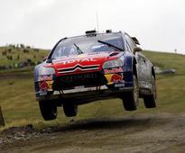 Sebastien Ogier victorious at Monte Carlo Rally
