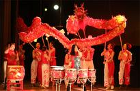 London's Chinese New Year gala rings in Year of Monkey