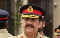 Powerful Pakistan army chief says he will retire on time