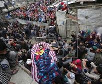 Thousands attend funeral in Kashmir for slain militant