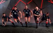 RFU facing ridicule for unveiling 8th England kit in three years - and claiming it's a cloak of invisibility
