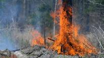 Chance of rain is hope for fighting North Carolina fires