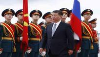 Chinese President arrives in Russia to hold bilateral talks