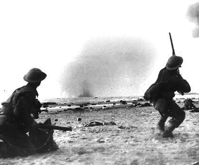 Revisiting the Miracle of Dunkirk
