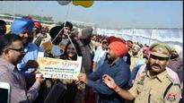 Punjab: 3,500 people run marathon to mark Bhagat Singh's birth anniversary; fight against drug-abuse