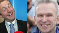 So what do the Taoiseach and Jean Paul Gaultier have in common?