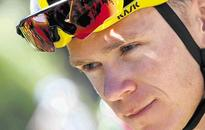 Froome's image 'boosted' by hacked info