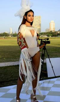 In Pics: A fashion party at the racecourse