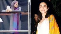 Check pics: Alia Bhatt's look in Ranveer Singh starrer 'Gully Boy' LEAKED!