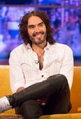 Russell Brand reveals his excitement as he prepares to become a first-time father