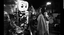 Behind the scenes of Tim Burton's 'Batman'