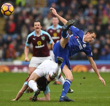 EPL: Chelsea go 10 points clear with draw at Burnley
