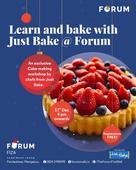 Mangaluru: Workshop on cake baking at Forum Fiza mall on Dec 17