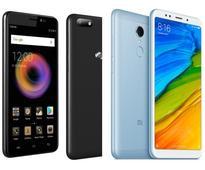 Xiaomi Redmi 5 vs Micromax Bharat 5 Pro: Who wins value-for-money battle?