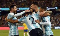 Argentina down Brazil in Australian 'Superclasico'