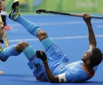 Rio Olympics 2016: SV Sunil could miss India's hockey quarter