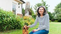 Helen Bailey wrote about loss of husband