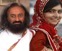 Sri Sri's remarks against Malala show the ugly face of ...