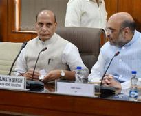 Surgical strikes across LoC: CISF chief briefs Rajnath Singh on security arrangements
