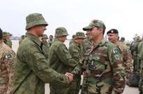 Indian Army begins joint military exercise with Russia