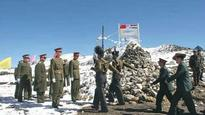 Indian, Chinese armies hold ceremonial Border Personnel Meeting in Eastern Ladakh